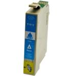 Druckerpatrone ersetzt Epson 18XL C13T18124010 , cyan