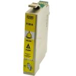 Druckerpatrone ersetzt Epson 18XL C13T18144010 , gelb