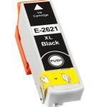 Tinte ersetzt Epson 26XL / textschwarz T2621 , 24,5ml