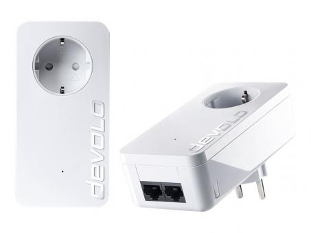 Devolo dLAN 1000 duo+ Starter Kit / Power Over Ethernet