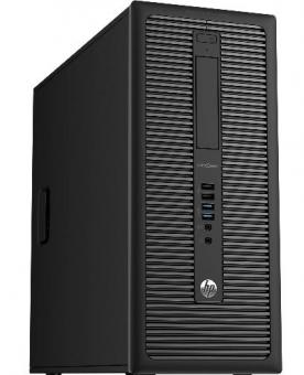 HP EliteDesk 800 G1 Intel Core i5-4690, 4GB, 500GB, Windows 10 Pro , Refurbished
