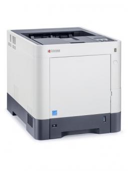 KYOCERA ECOSYS P6130cdn Farb Laser Drucker A4 Duplex , USB , Gigabit-LAN *** Vorführgerät ***