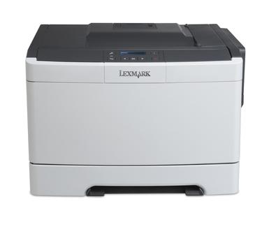LEXMARK CS310dn Farb-Laserdrucker , Duplex mit USB / LAN
