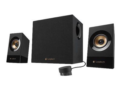 Lautsprecher 2.1 Logitech Z533 120Watt , schwarz