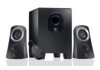 Lautsprecher 2.1 Logitech Z313 25 Watt , schwarz