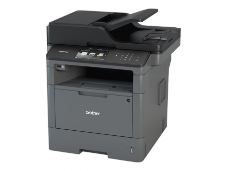 Brother MFC-L 5700DN Laser s/w Multifunktion 4in1 (Drucker/Scanner/Kopiere/FAX) *** Vorführgerät *** 564 Seiten Gesamt gedruckt